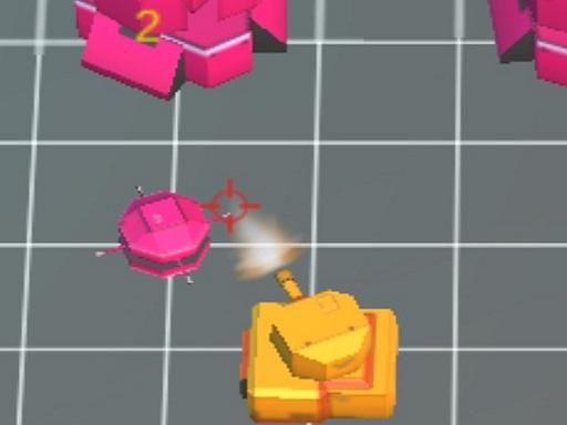 MineTank Shooter
