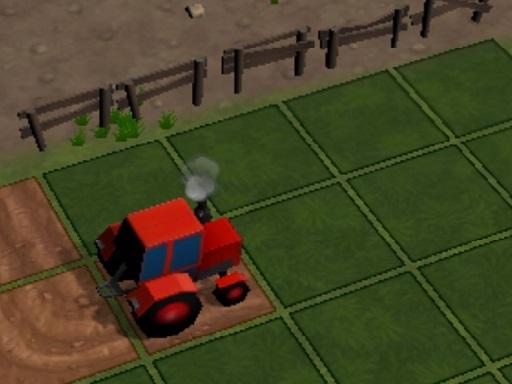 Puzzle Tractor Farm