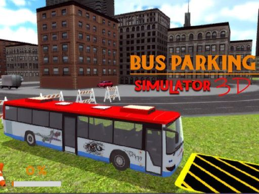 Bus Parking Simulator 3D