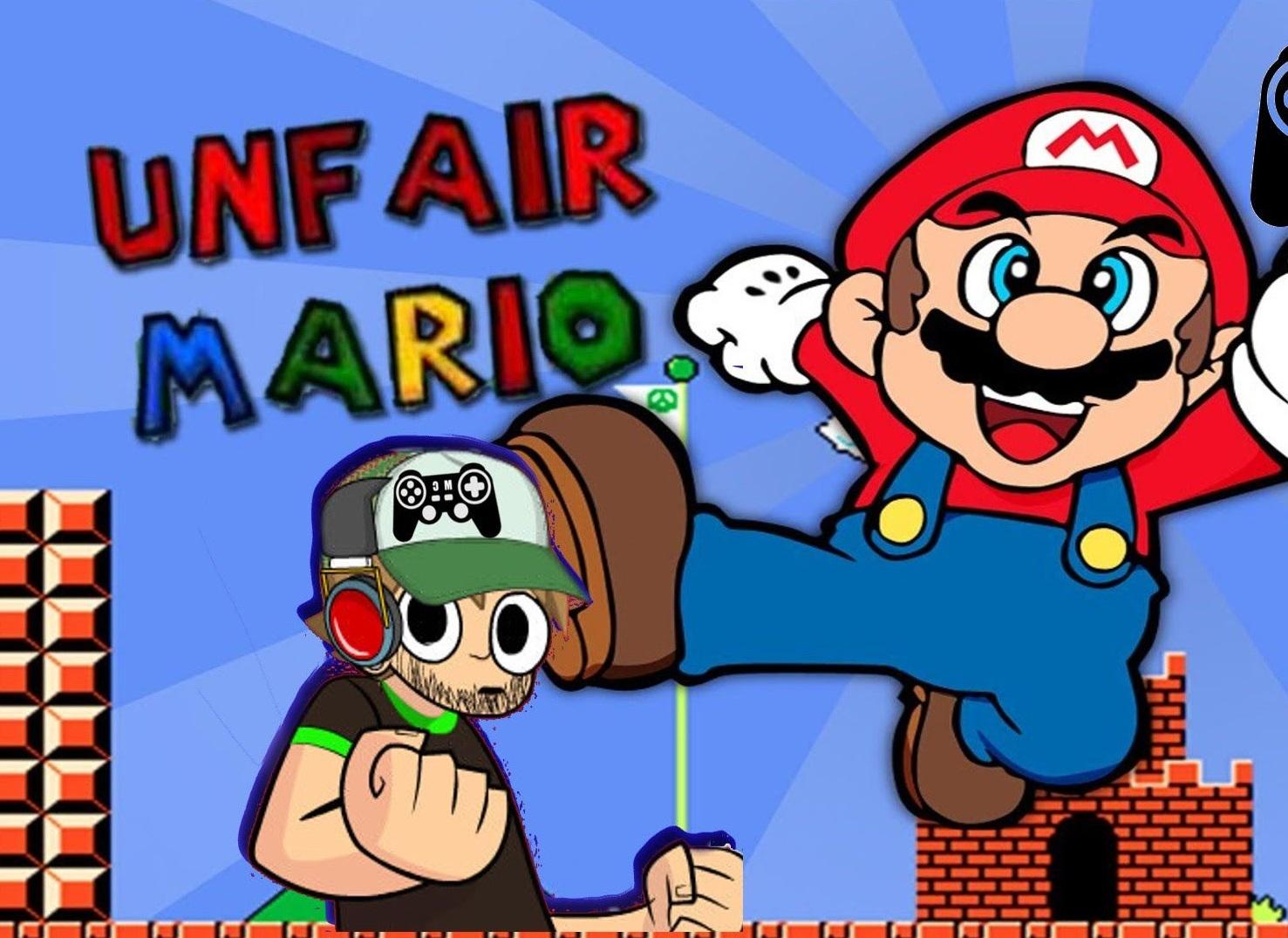 Unfair Mario Run