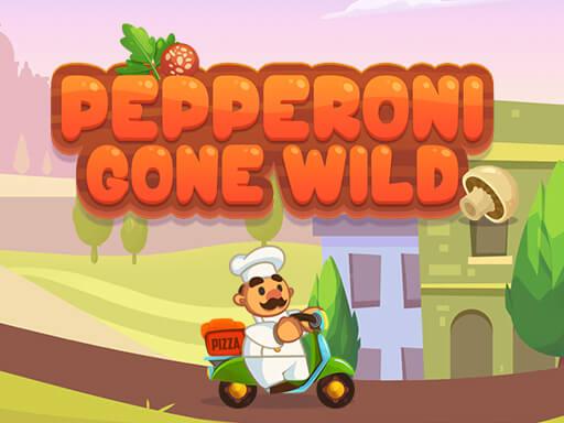 Pepperoni Gone Wild