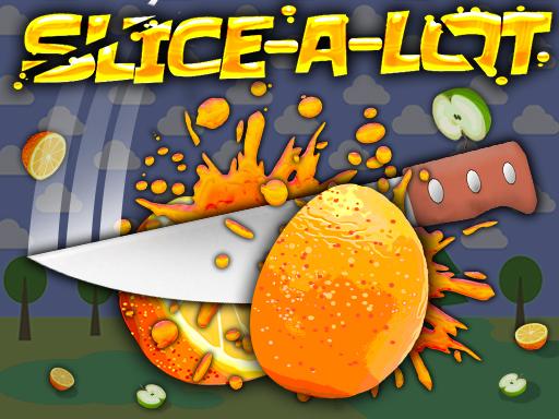 Slice a lot
